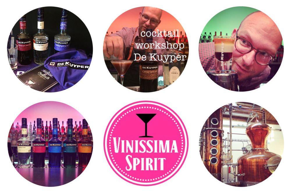 cocktailworkshop De Kuyper