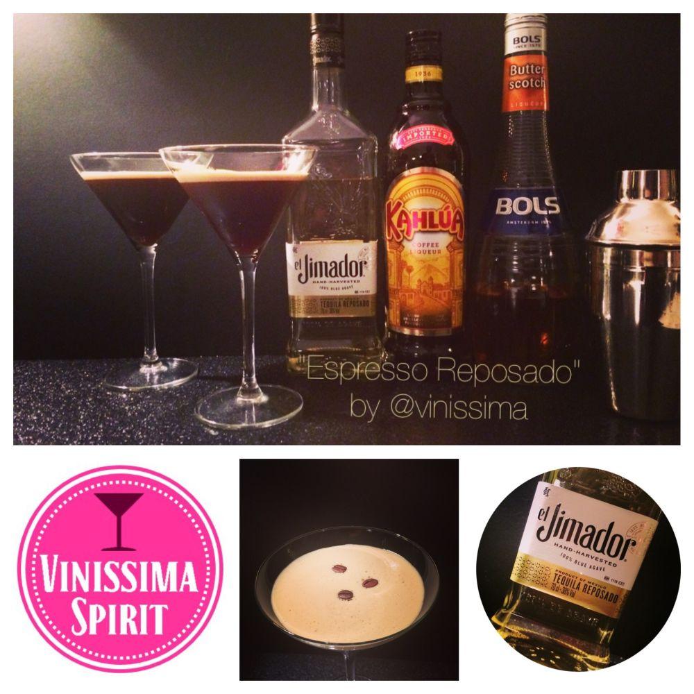 Cocktail Espresso Reposado