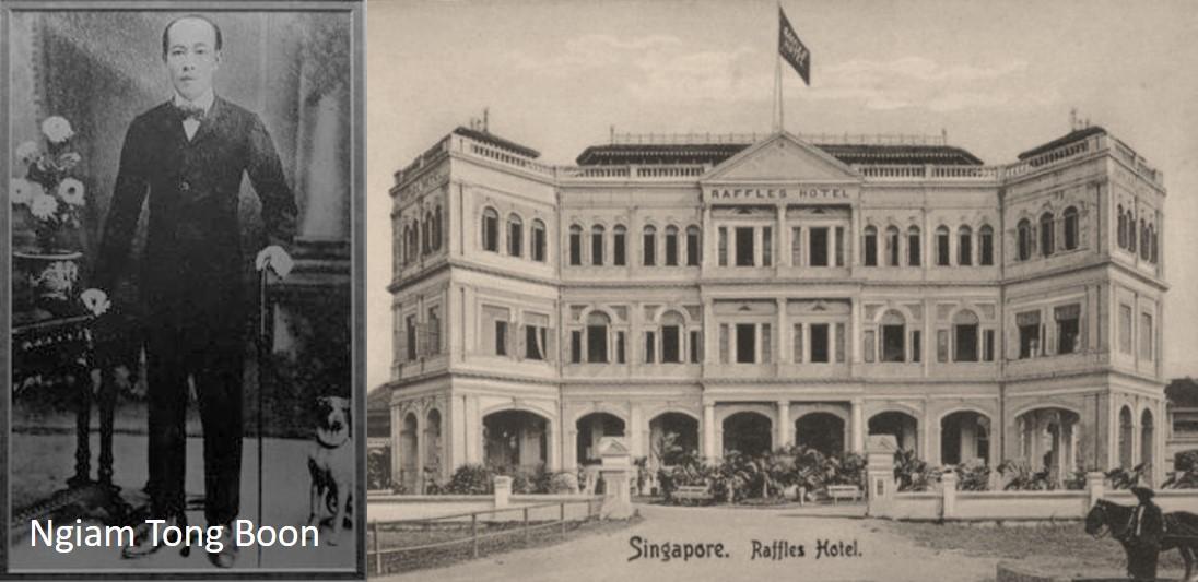 foto Raffles Hotel en Ngiam