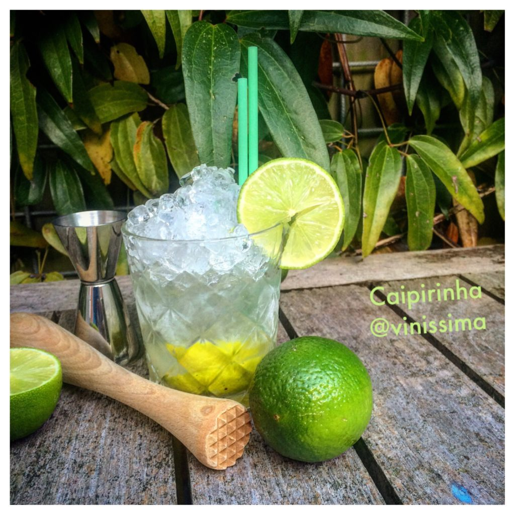 cocktail Caipirinha