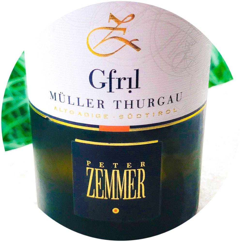 Peter Zemmer müller-thurgau