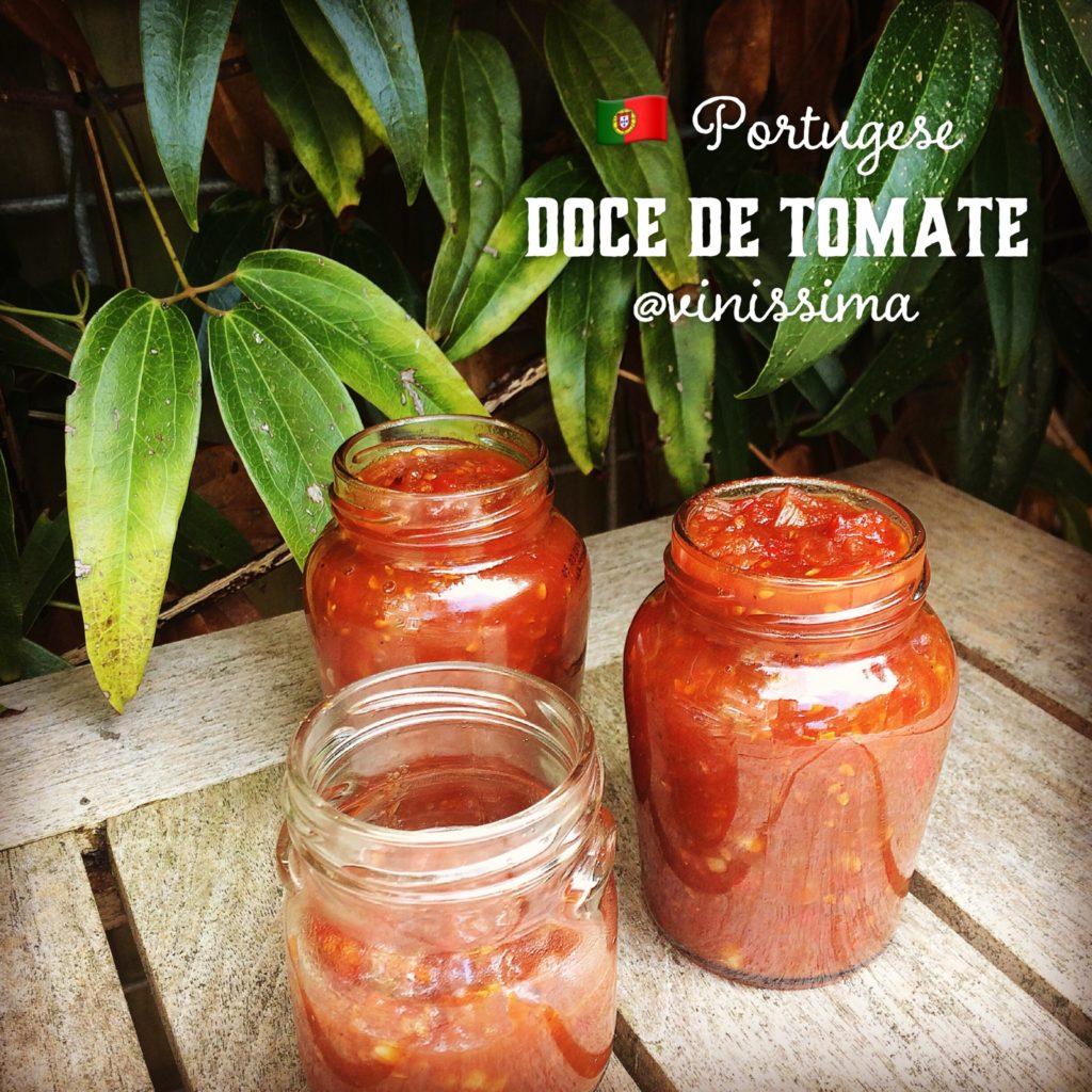 Portugese tomatenjam