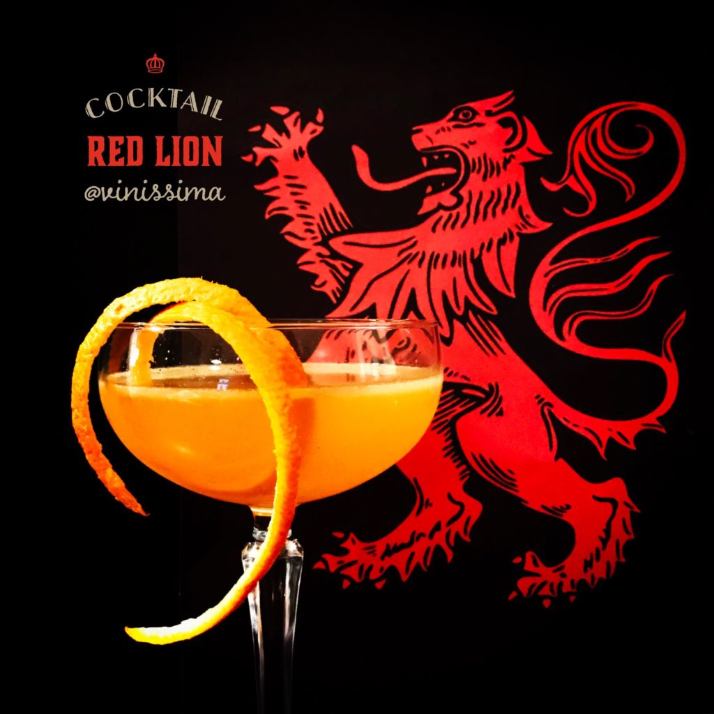 cocktail Red Lion