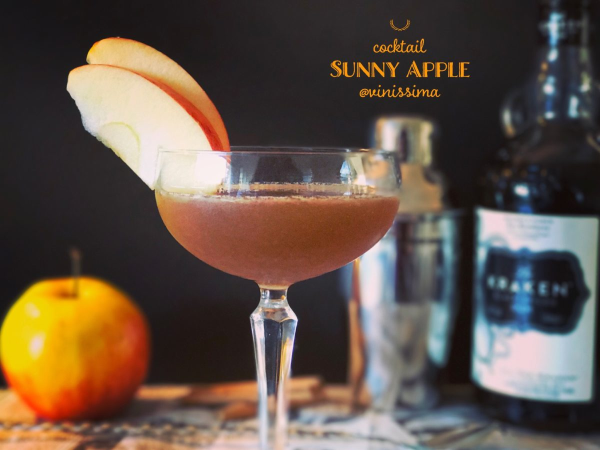 cocktail Sunny Apple