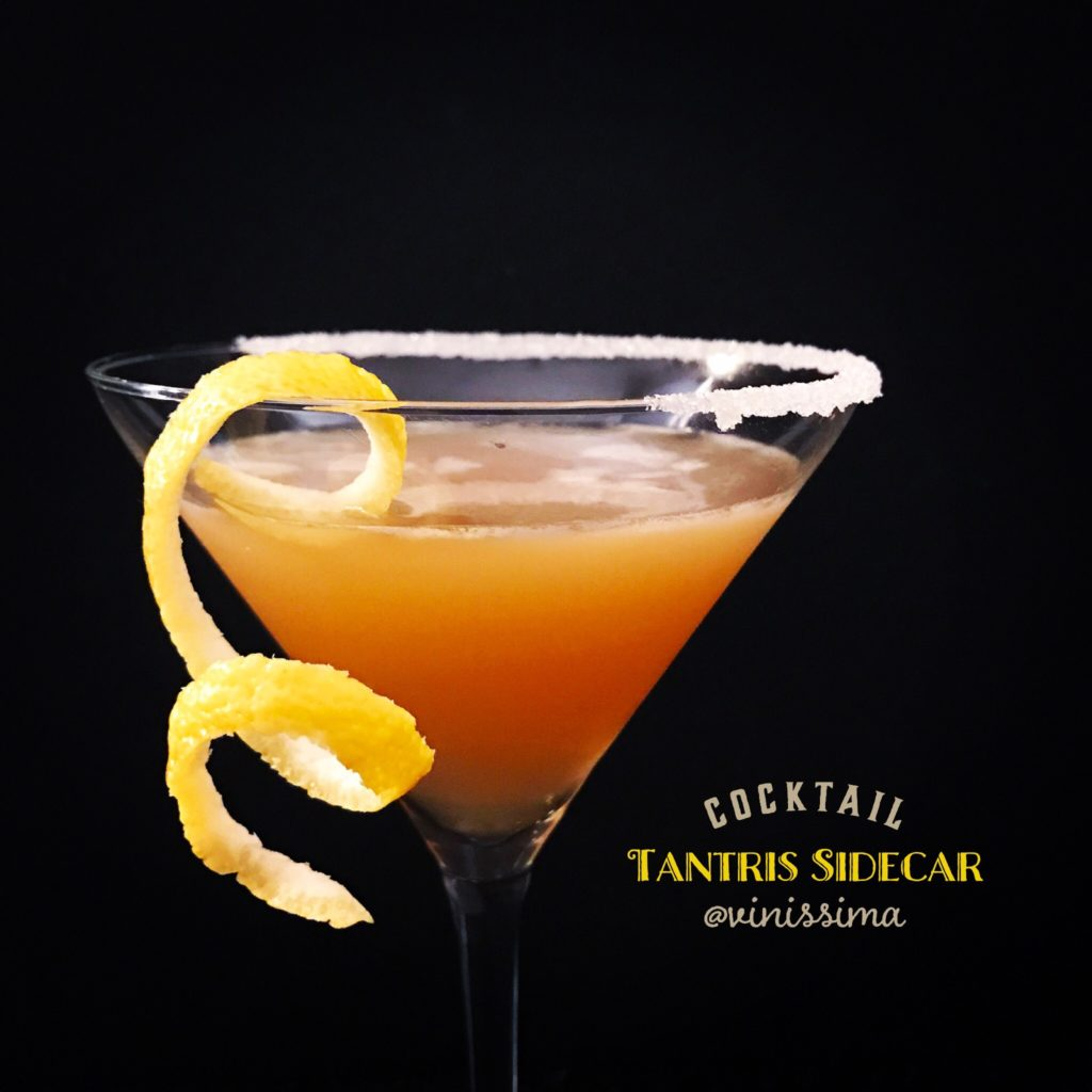 cocktail Tantris Sidecar