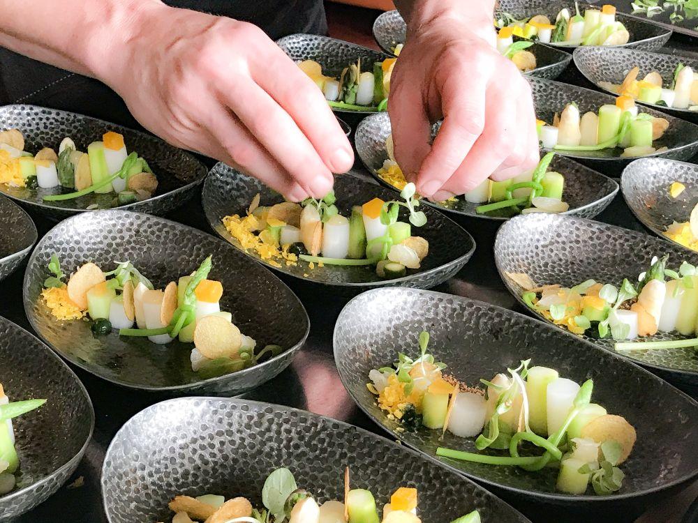 In de keuken van Floris