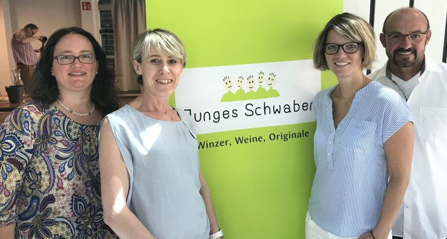 Junges Schwaben - Yvonne Ellwanger - Anette Wachtstetter - Tanja Zipf - Hans Hengerer