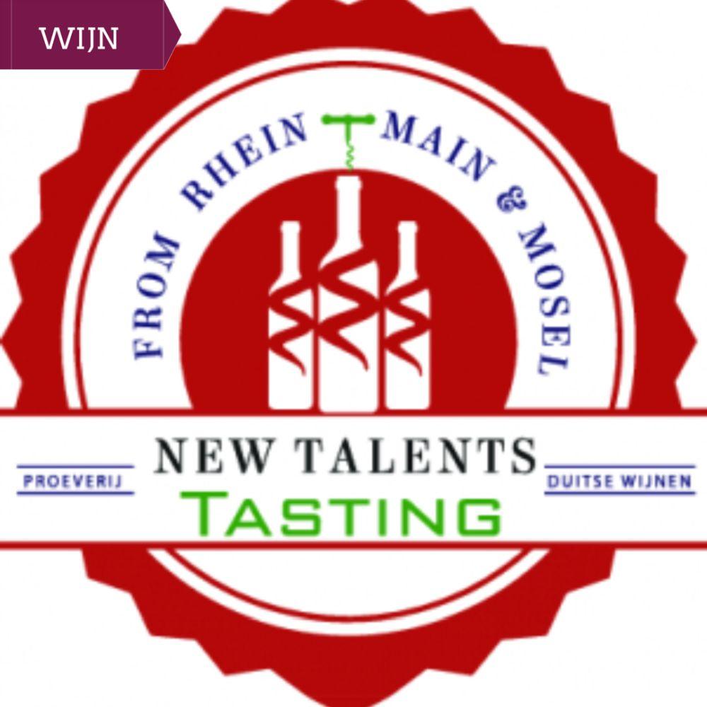 New Talents Tasting