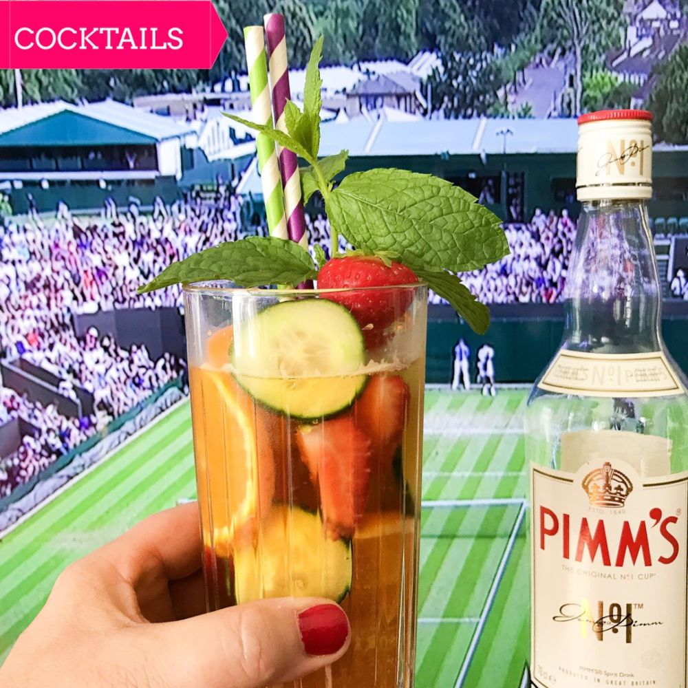 PIMM's No 1 Cup Wimbledon