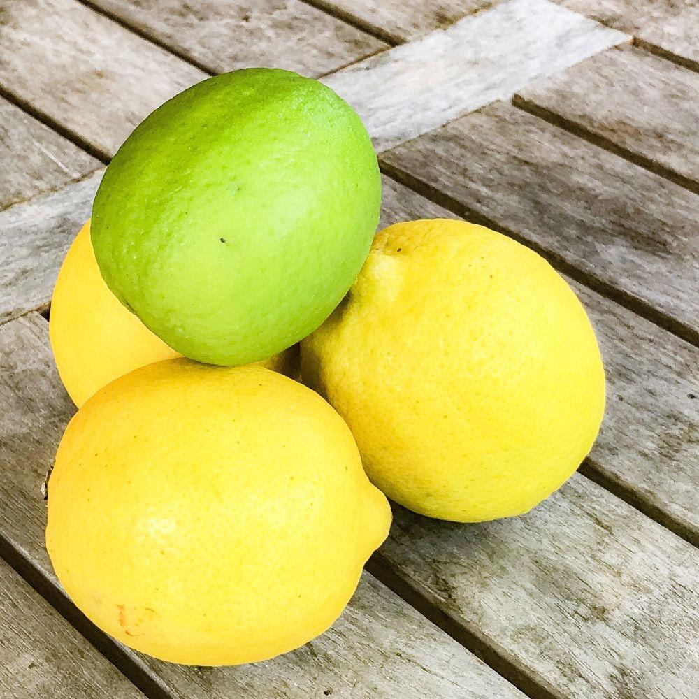 limoen of citroen