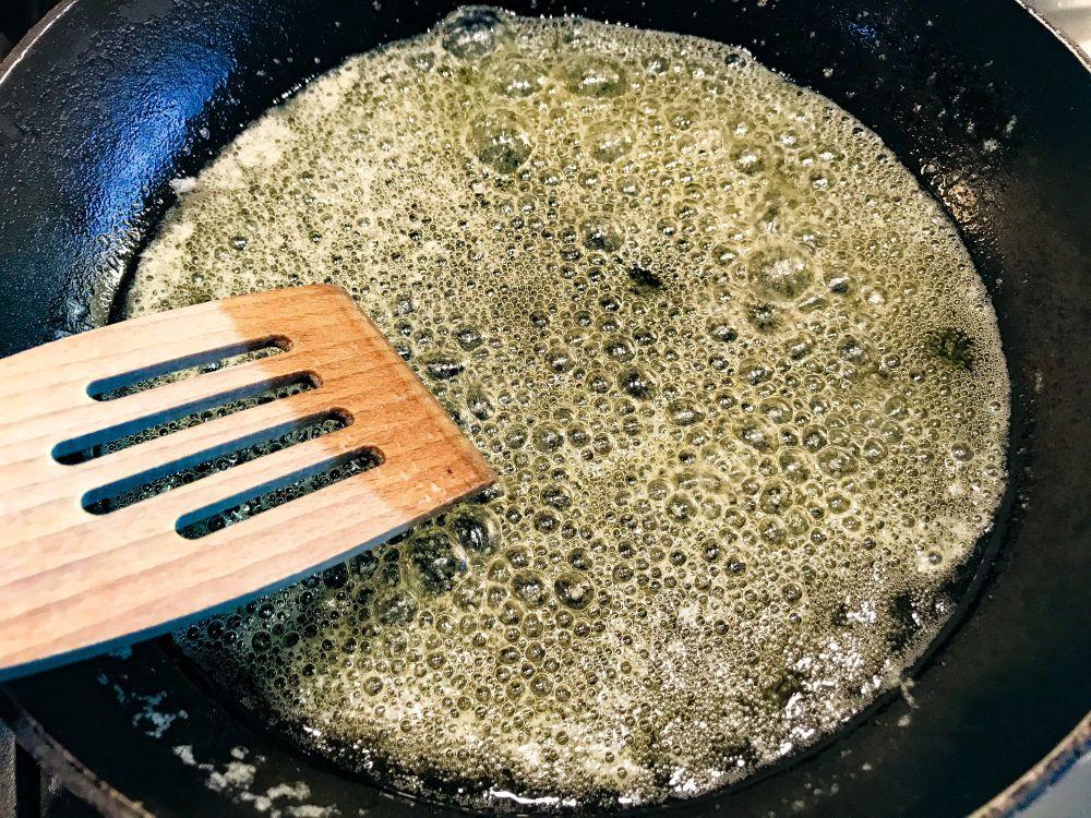 beurre noisette maken