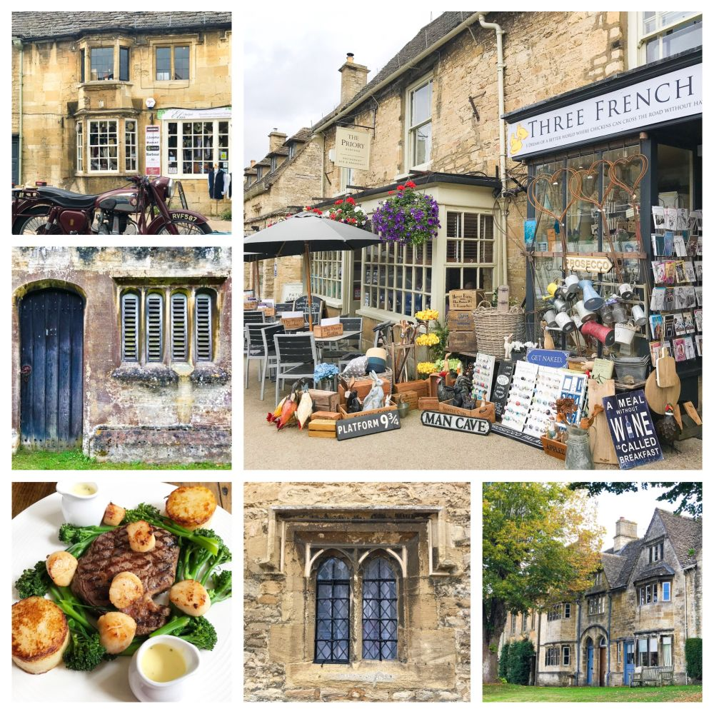 Burford - Gateway to the Cotswol