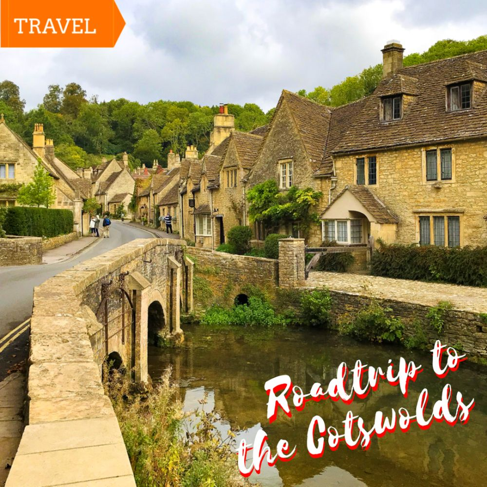 Roadtrip to The Cotswolds