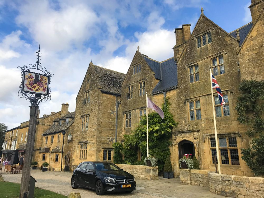 The Lygon Arms in Broadway