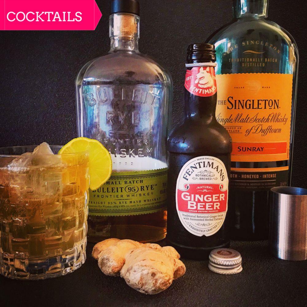 Whiskey & Ginger