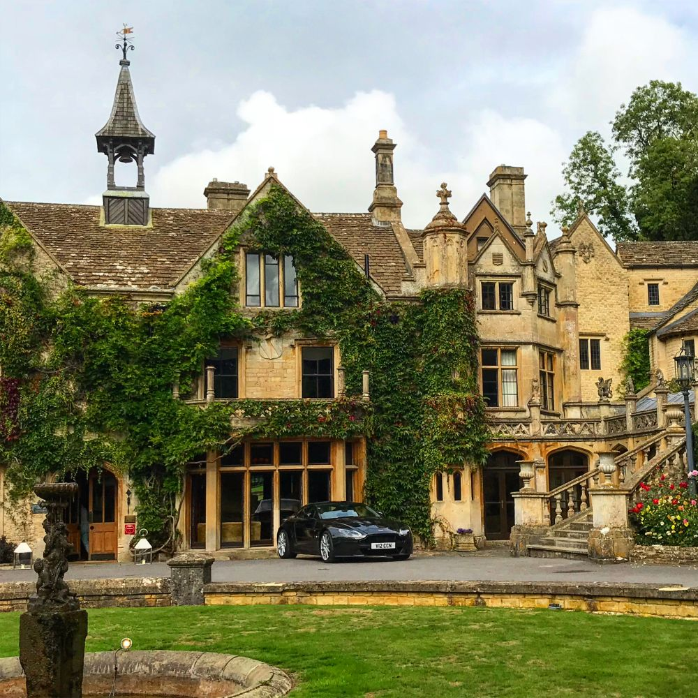 roadtrip The Cotswolds