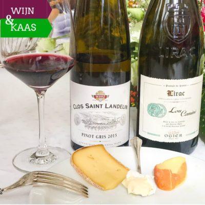 Tour des vins et fromages de France