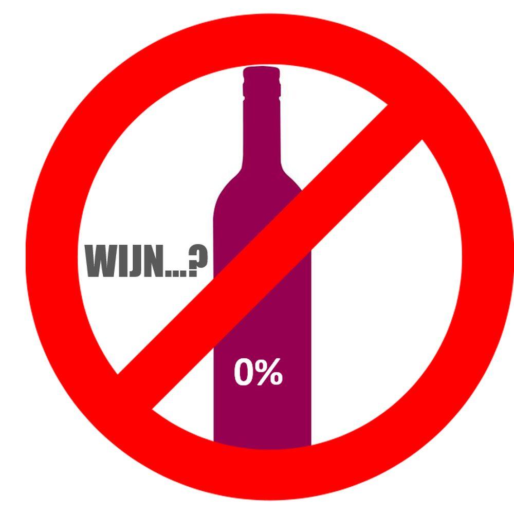alcoholvrije wijn - is het wijn