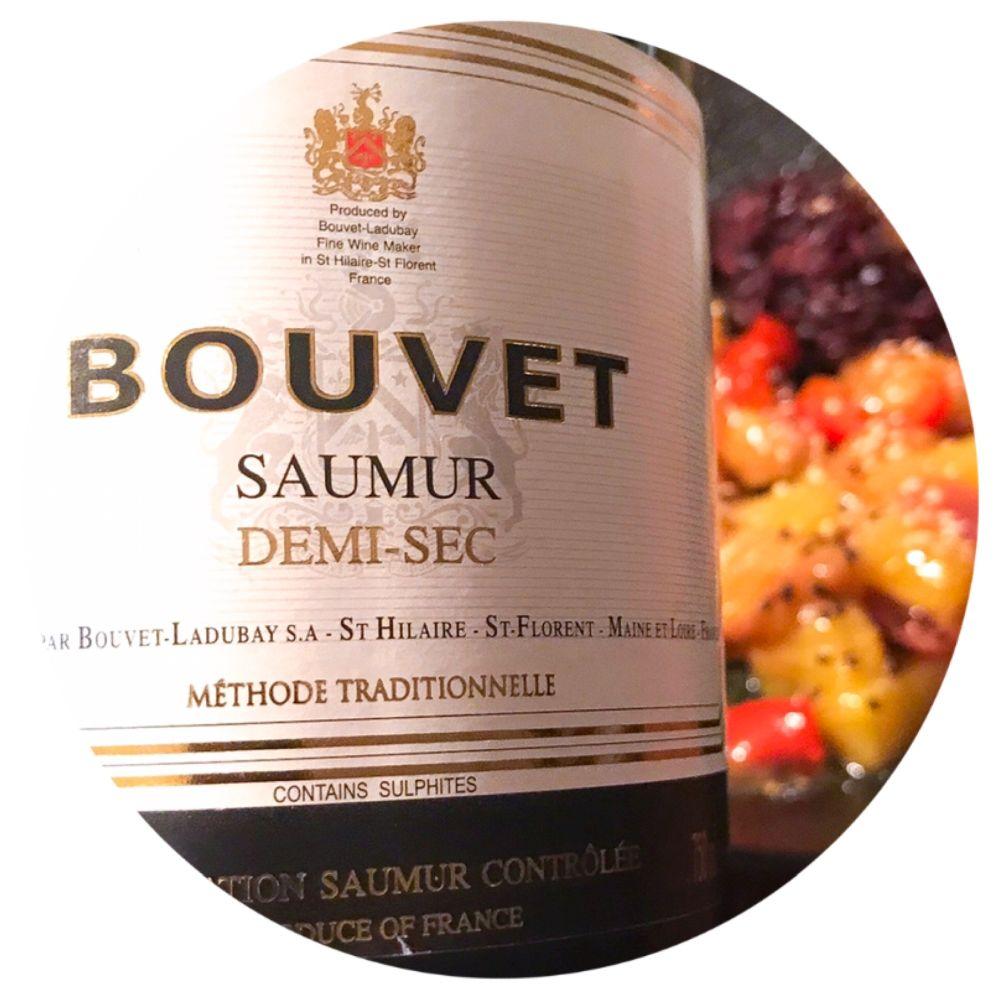 Saumur Bouvet demi sec