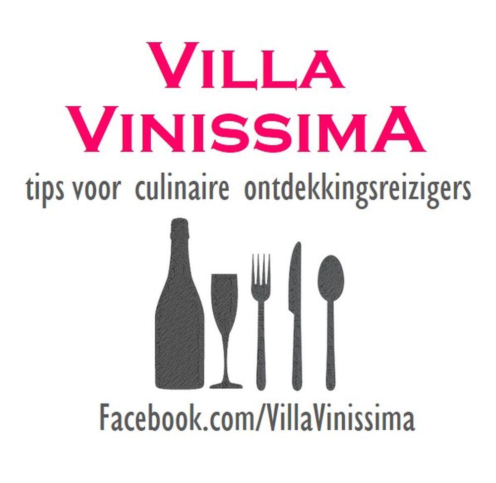 Villa Vinissima - voor culinaire ontdekkingsreizigers