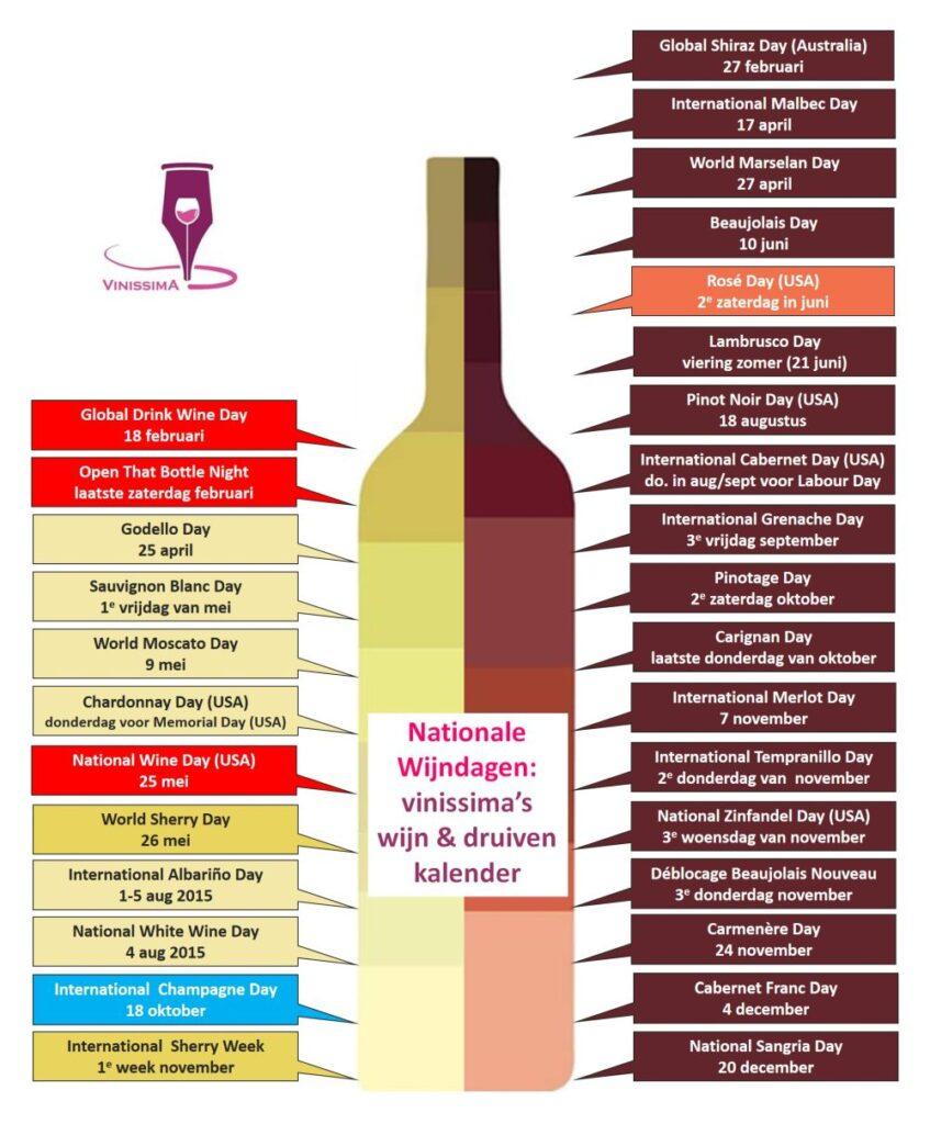 wijnjaarkalender