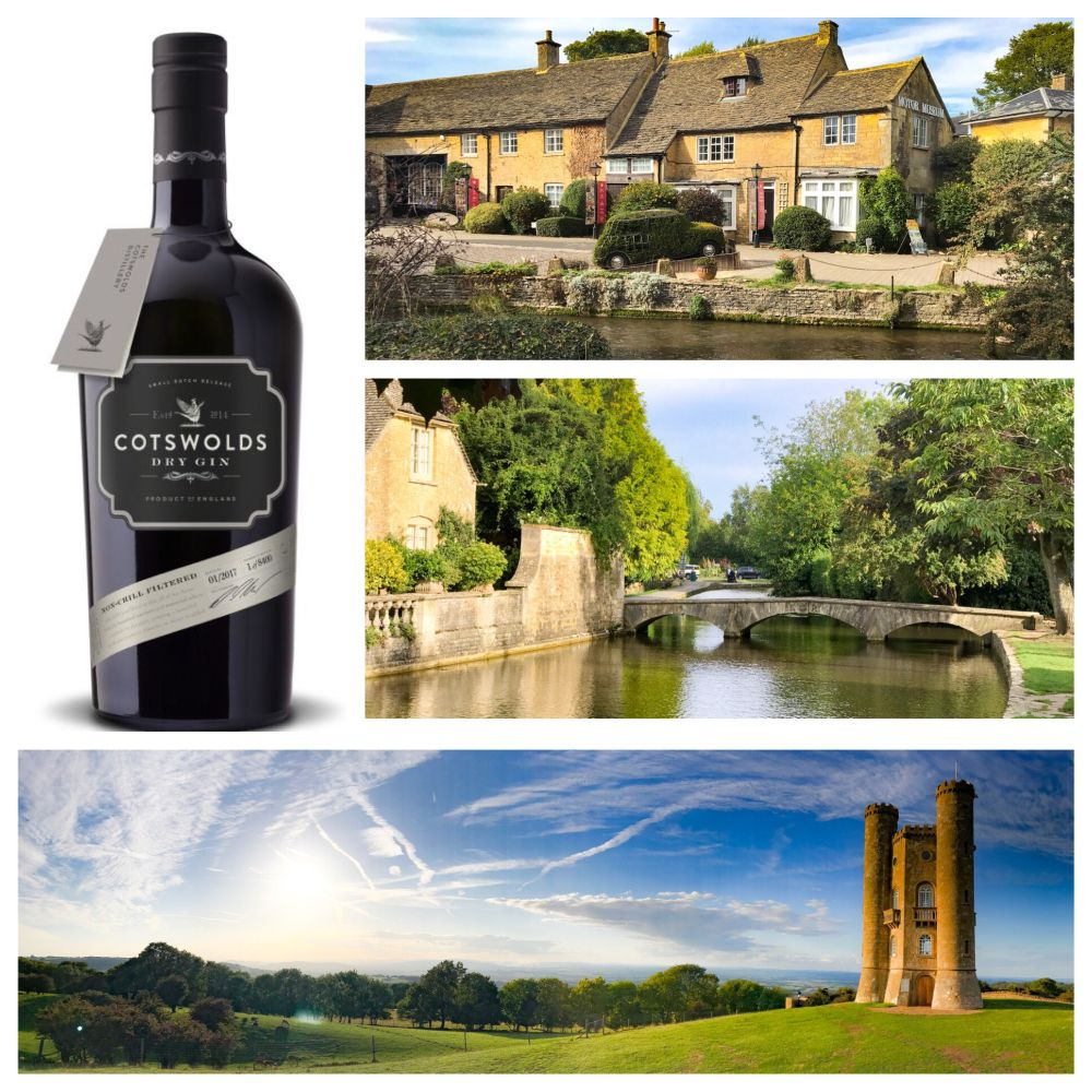 Bourton-on-the-Water - The Cotswolds Dry Gin