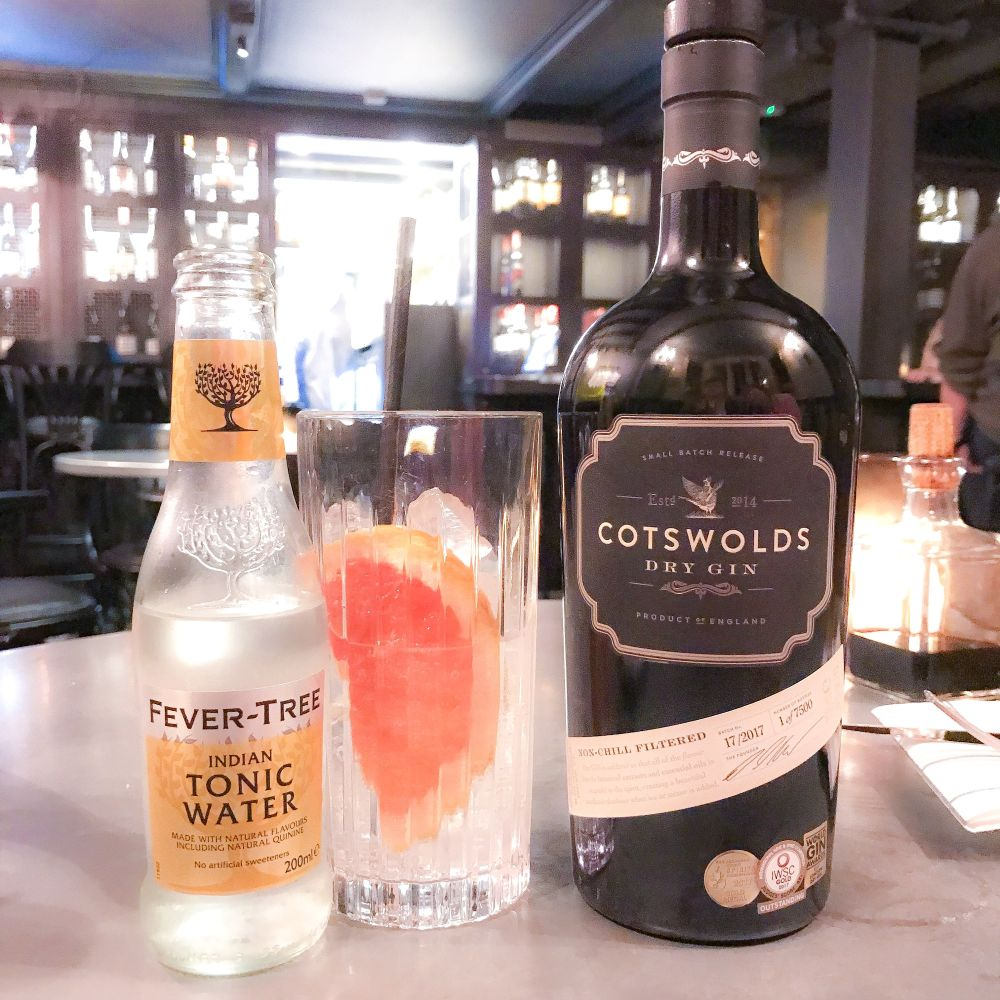 Perfect Serve The Cotswolds Dry Gin