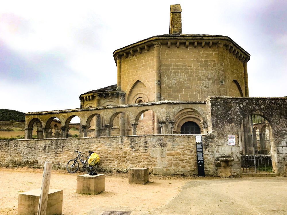 Basilico de Nuestra Senora Santa Maria de Eunata