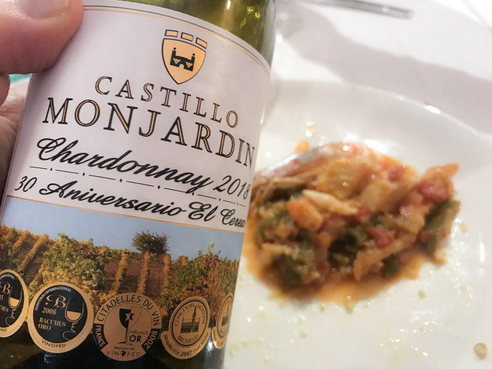 Castillo Monjardin chardonnay