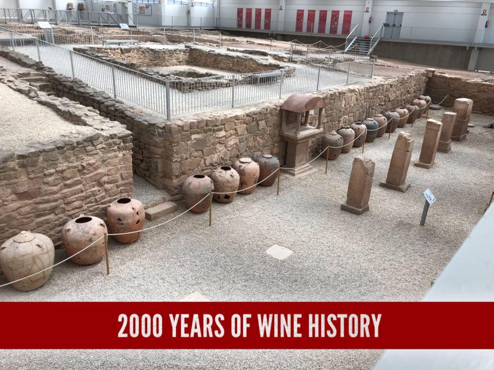 Villa romana - Villa de las Musas van Arellano