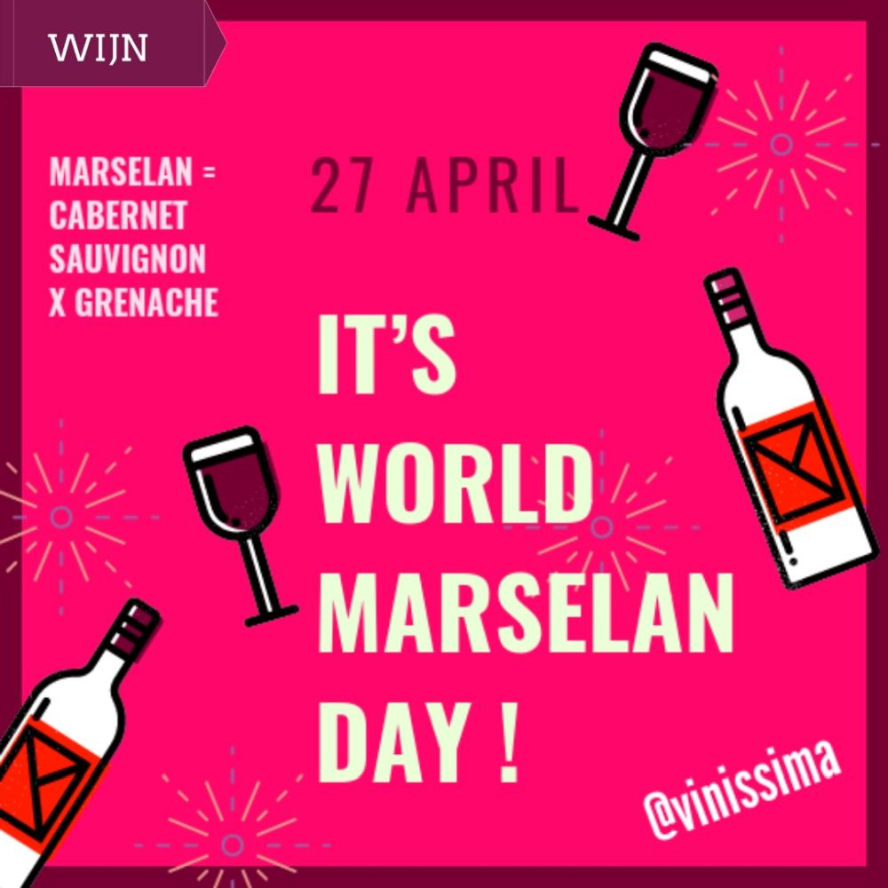 World Marselan Day - 27 april