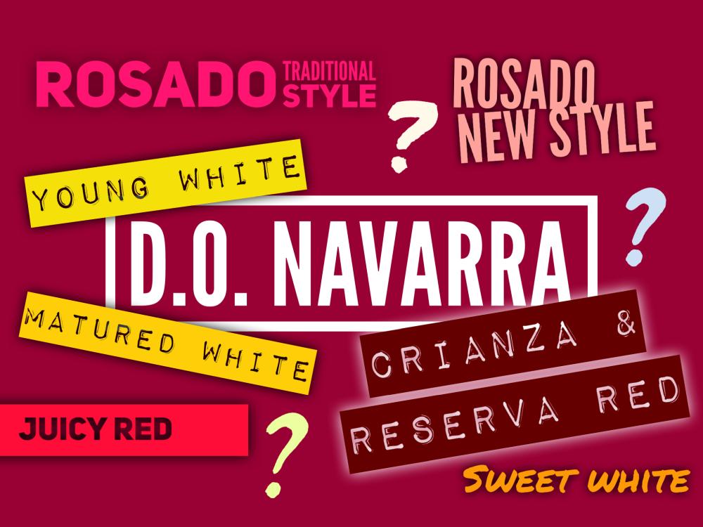 wijnstijlen Navarra