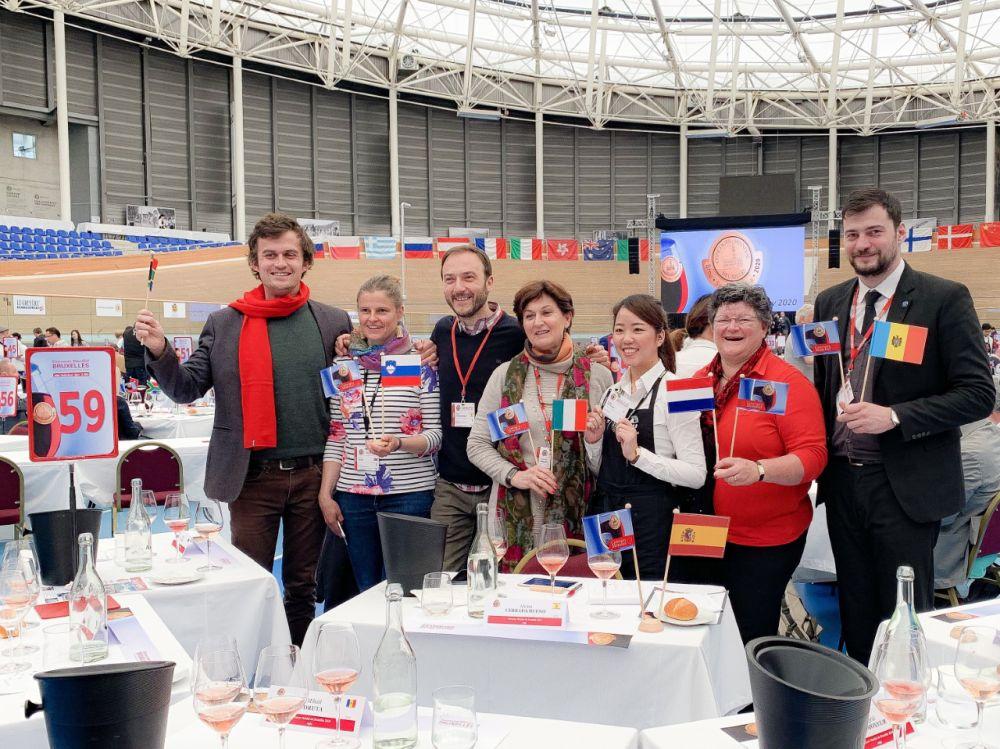team 59 Concours Mondial de Bruxelles 2019