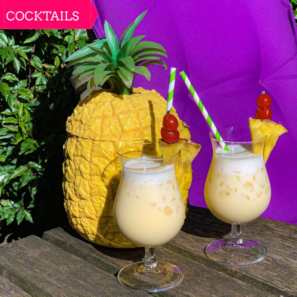 10 juli - National Piña Colada Day in Puerto Rico