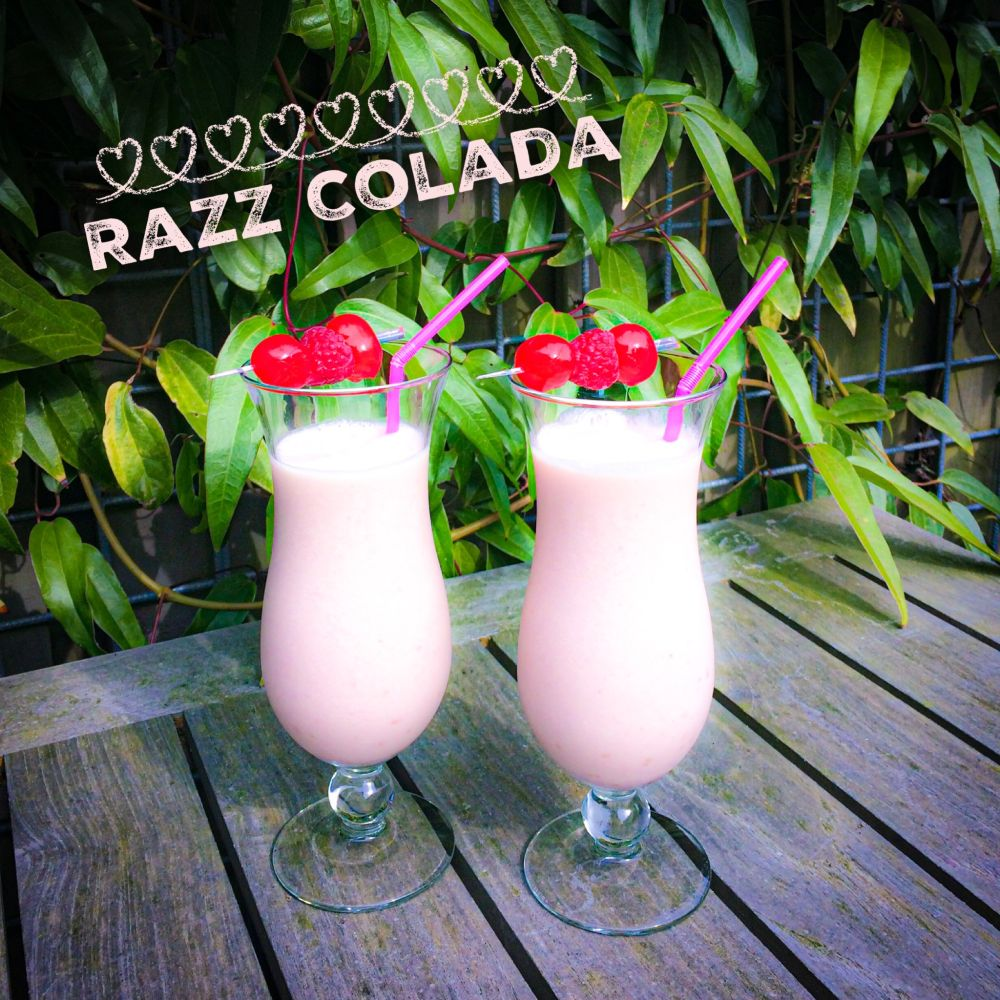Razz Colada by Vinissima