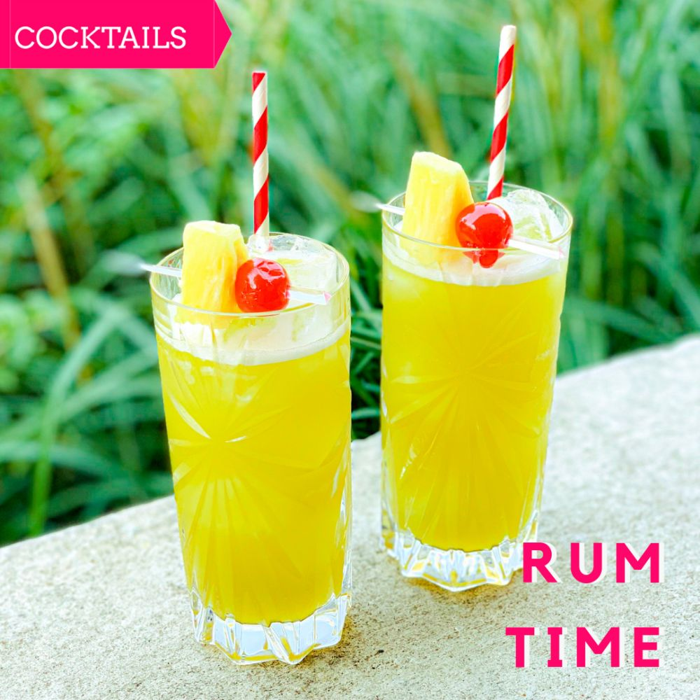 cocktail Tropical Explosion
