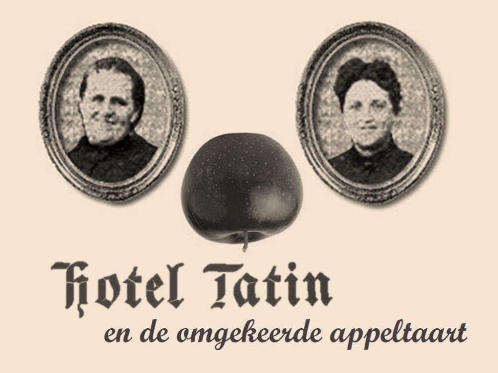 de omgekeerde appeltaart van Fanny Tatin