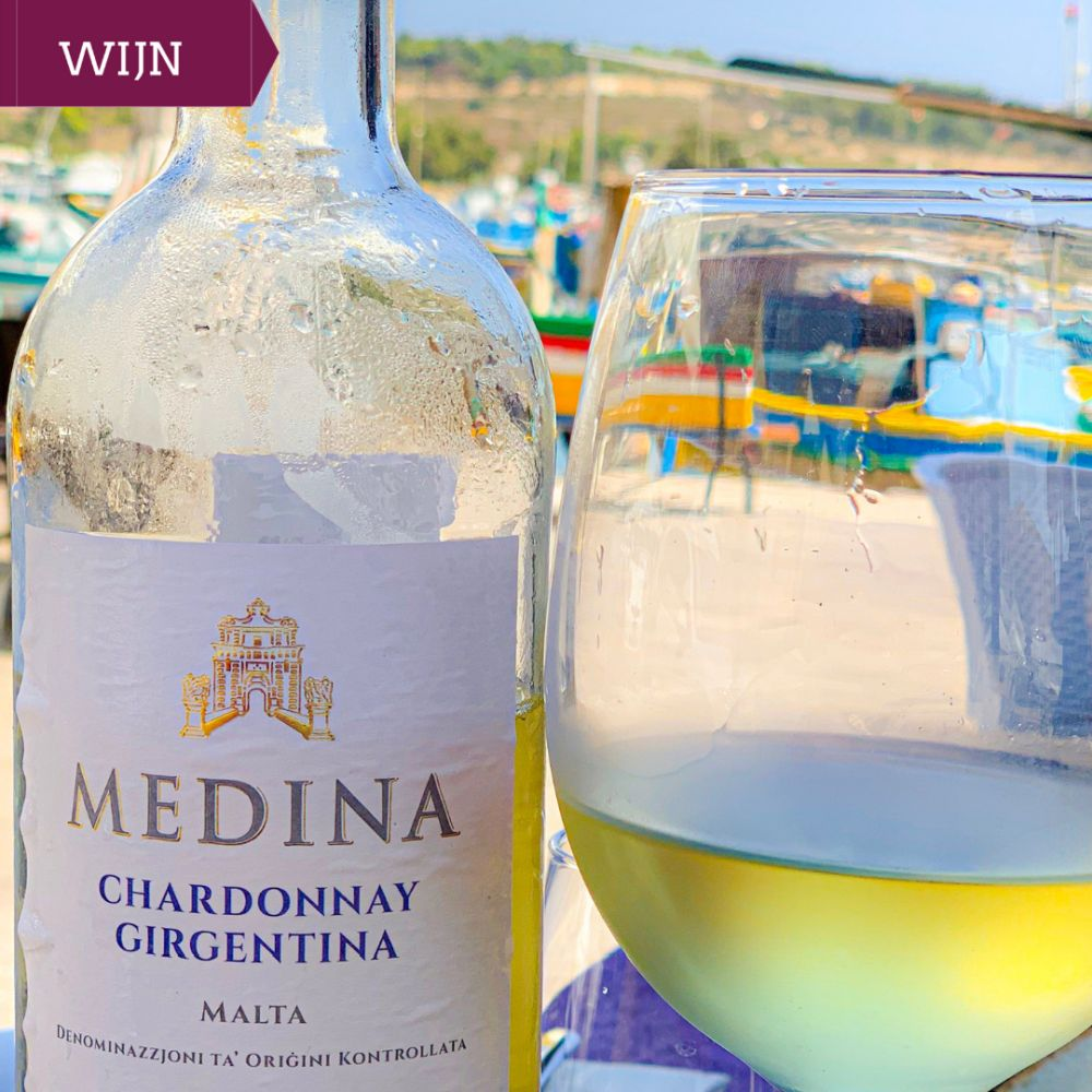 Malta wijn