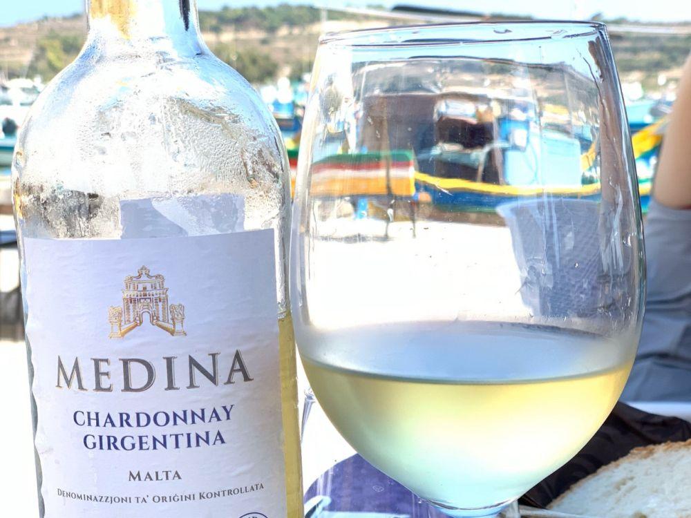 DOK Malta - Delicata - Medina chardonnay - girgentina
