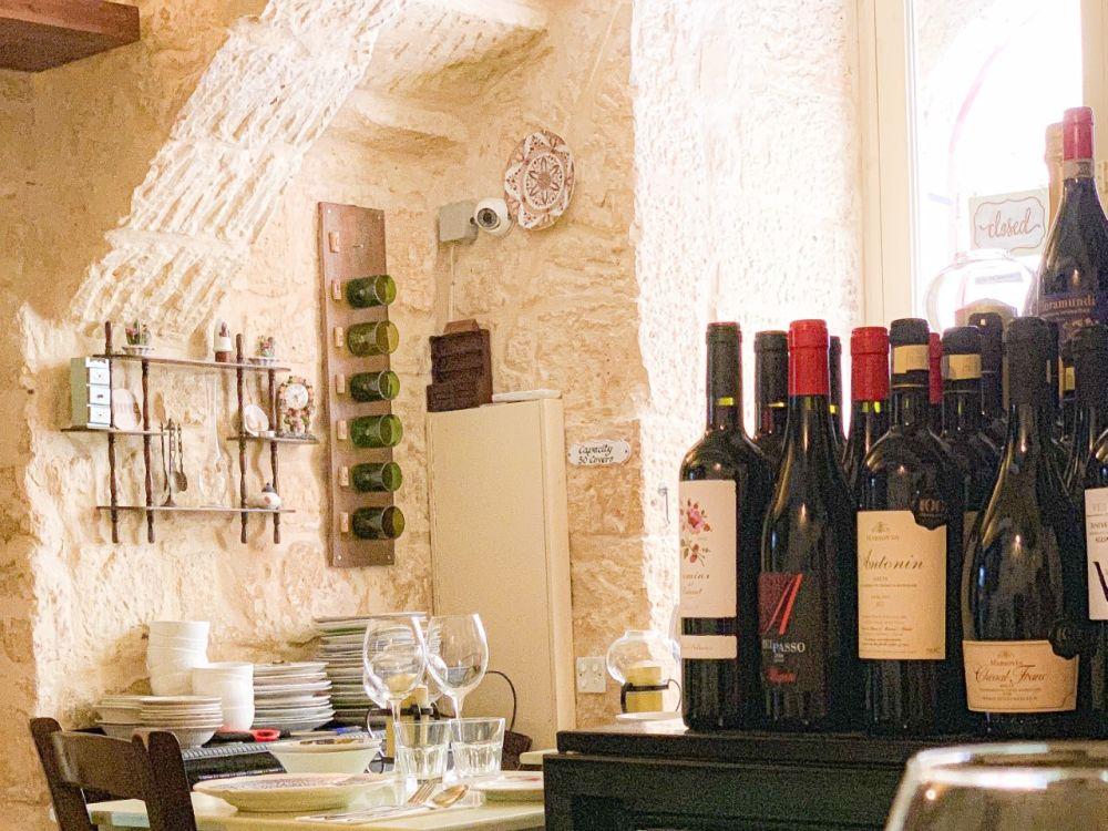 winebar Legligin in Valletta - Malta