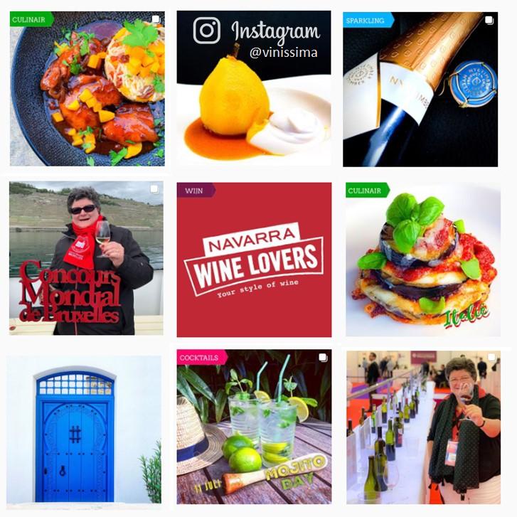 @vinissima op Instagram 2019