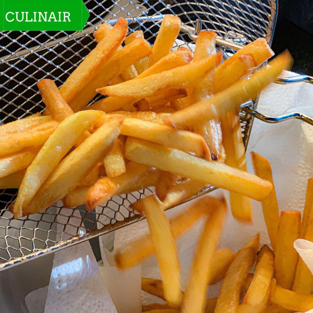 zelf frietjes maken