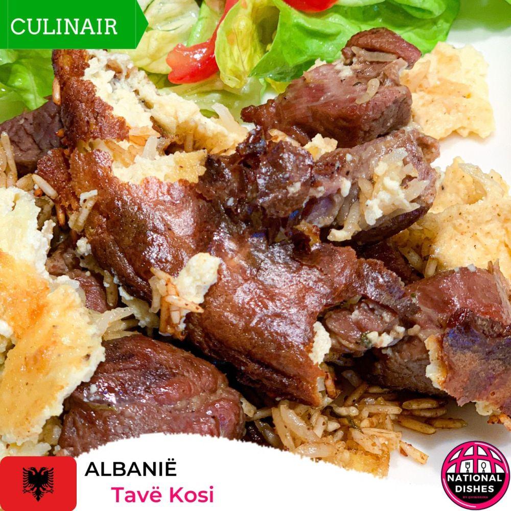 Albanië - Tavë Kosi