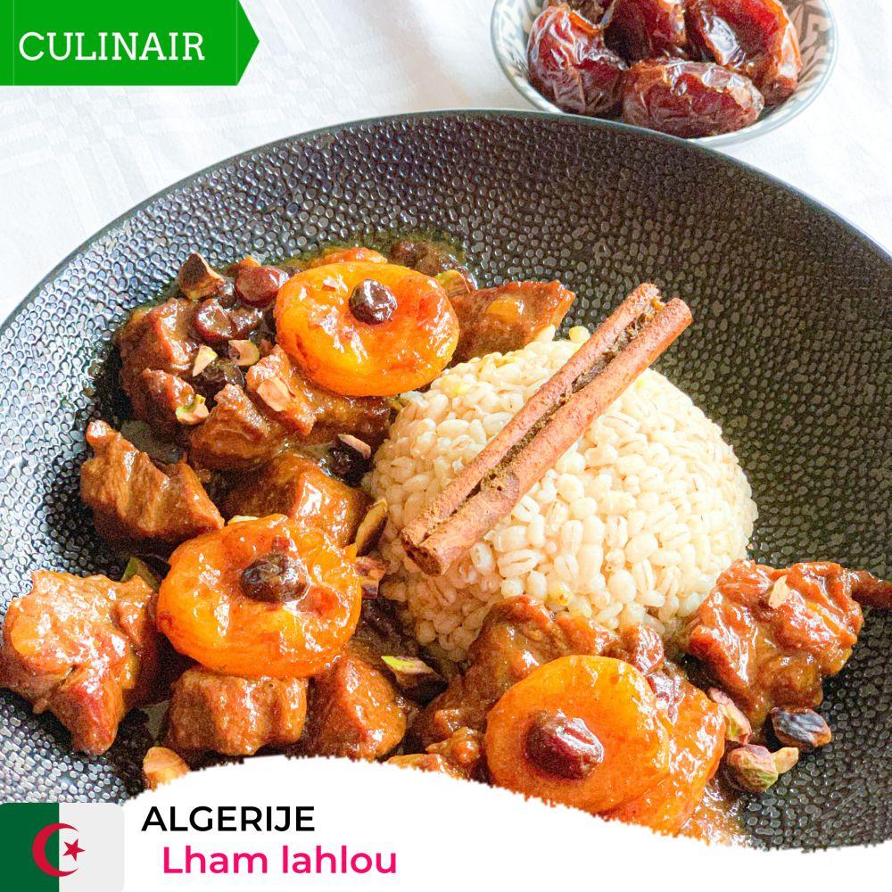 Algerijnse lham lahlou