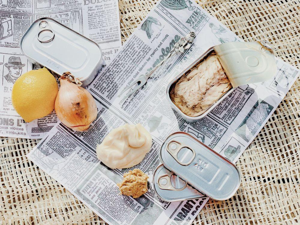 ingrediënten bevrijde makreel