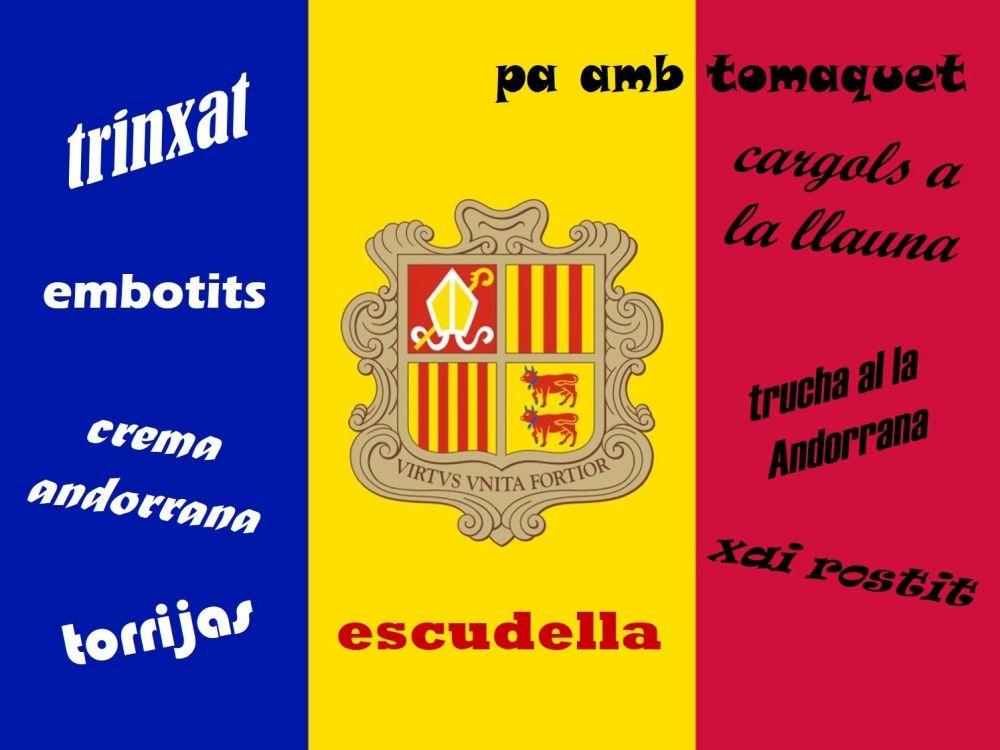 specialiteiten Andorra