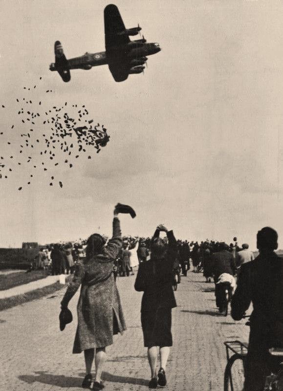 voedseldroppings 1945
