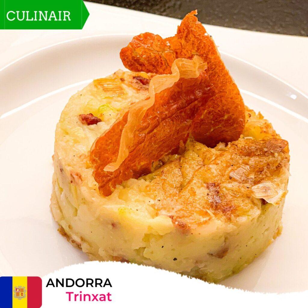 Andorra - trinxat