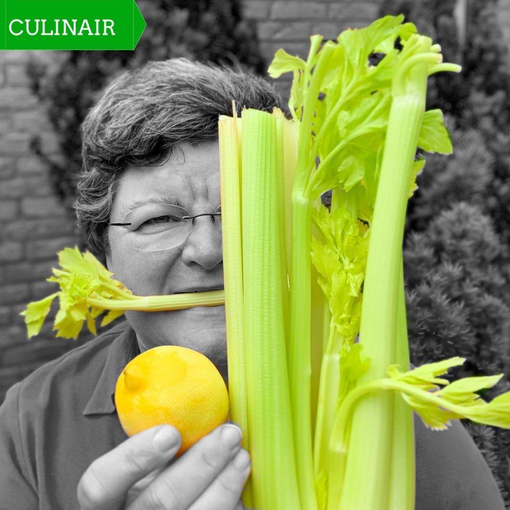 bijgerecht - gesmoorde bleekselderij met citroen