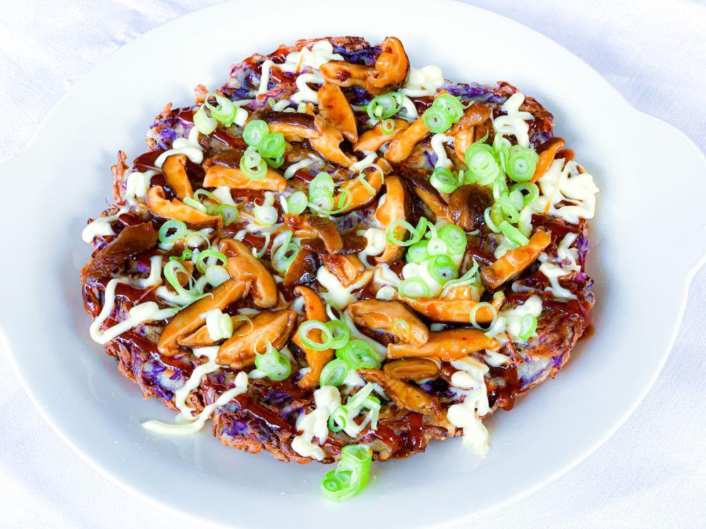 okonomiyaki vegetarisch